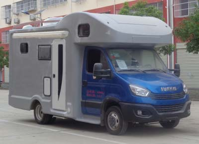 程力威牌CLW5043XLJN5型旅居车