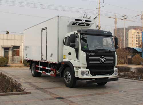 福田瑞沃6.8米冷藏车