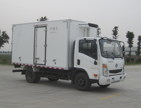 大运4.1米冷藏车