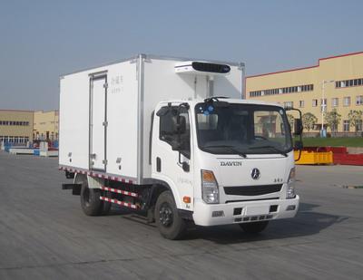 大运单排3.6米冷藏车