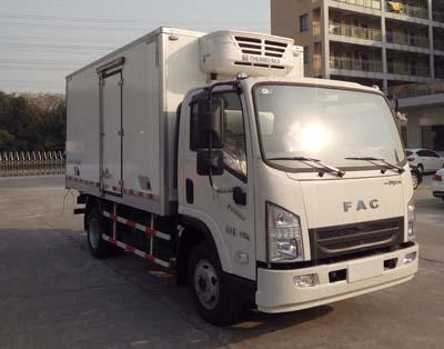 一汽凌河4.1米冷藏车