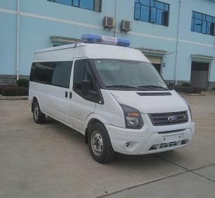 程力威牌CLW5041XJHJ5型救护车