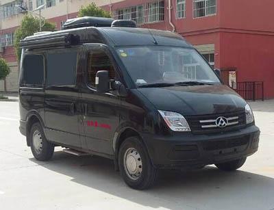 程力威牌CLW5047XLJSH5型旅居车